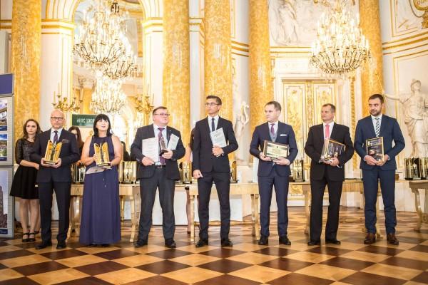 Trzy nagrody dla sulmierzyckiej inwestycji