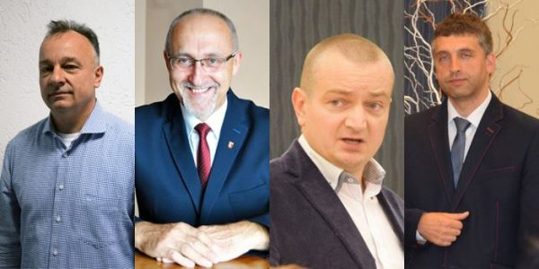 Czterech kandydatów na fotel burmistrza