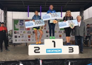 Justyna Olejniczak wygrała w Kaźmierzu