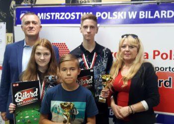 Dwa brązowe medale w Kielcach