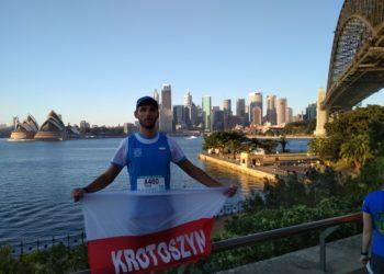 Grzempowski wystartował w Sydney!