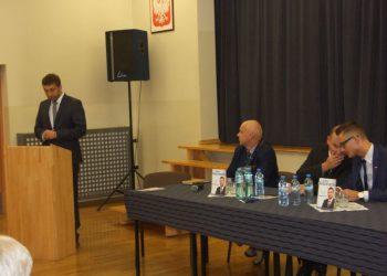 R. Nowacki spotkał się z mieszkańcami