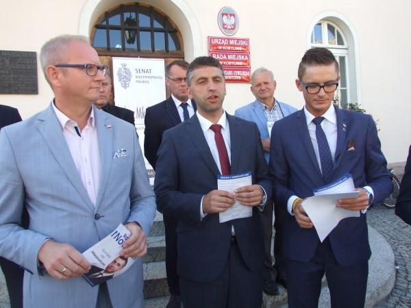 Rafał Nowacki rozpoczął kampanię