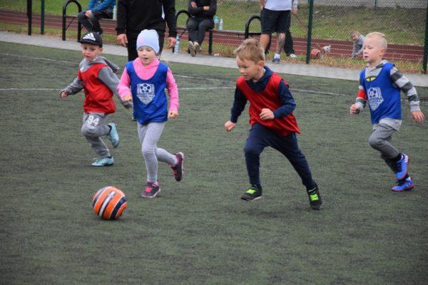 Integracja poprzez sport