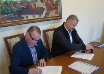 Umowa na inwestycję podpisana