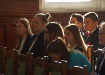 Najzdolniejsi uczniowie otrzymali stypendia
