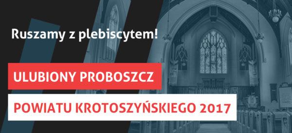 Ulubiony Proboszcz Powiatu Krotoszyńskiego2017