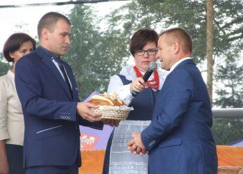 Powiatowe święto plonów w Lutogniewie