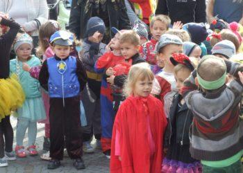 Przedszkolaki świętowały
