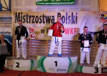 Zdobyli dwa medale w Pleszewie