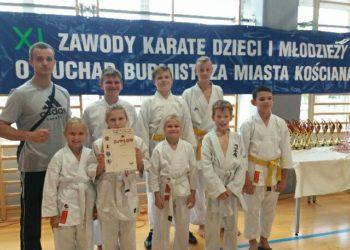 Medalowe żniwo w Kościanie