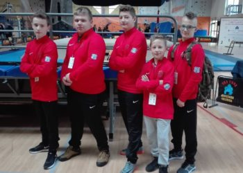 Złota drużyna polskich juniorów