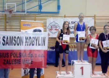 Worek medali na pucharowych zawodach