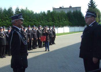 Strażacy świętowali swój jubileusz
