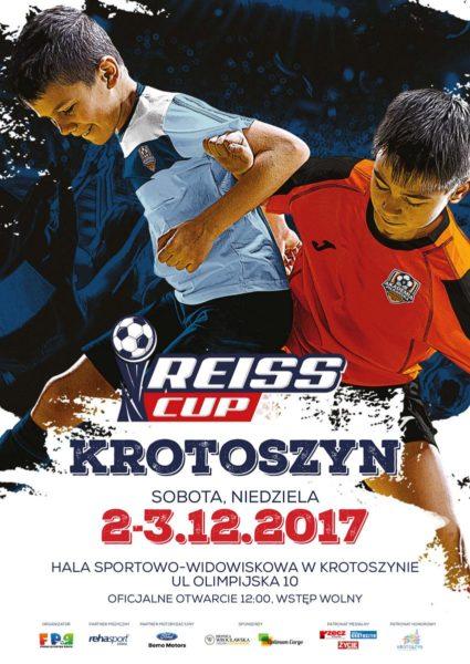 Reiss Cup w Krotoszynie!