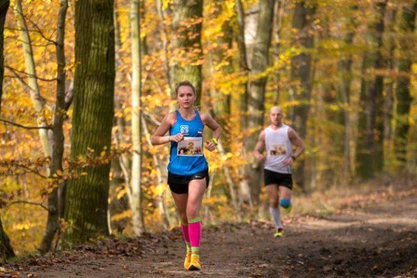Listopadowe bieganie