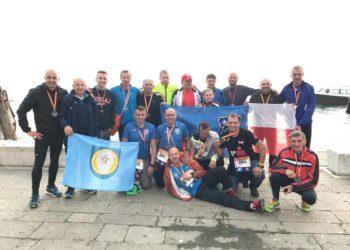 Nasi biegacze w Wenecji