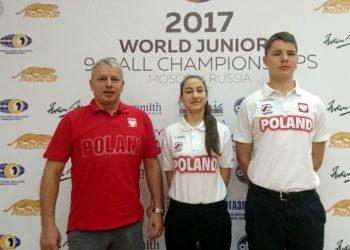 Weronika na mistrzostwach świata