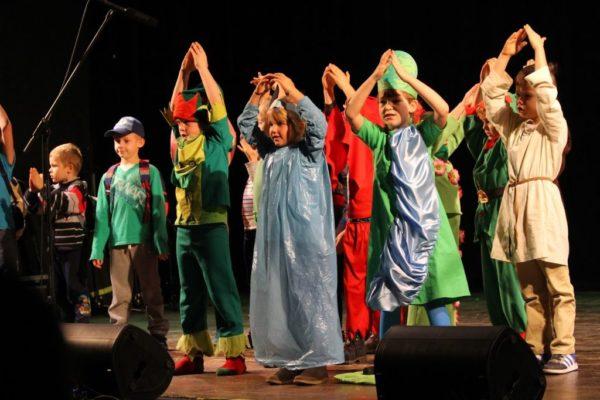 Ekologiczny festiwal dziecięcy