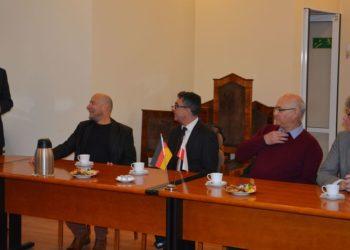 Goście z Niemiec w Koźminie