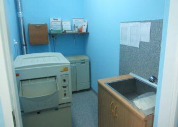 Pracownia mammograficzna przeniesiona
