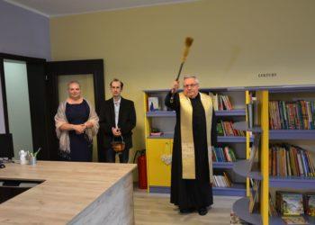 Uroczyste otwarcie i jubileusz biblioteki