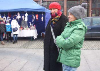 Jarmark na krotoszyńskim rynku