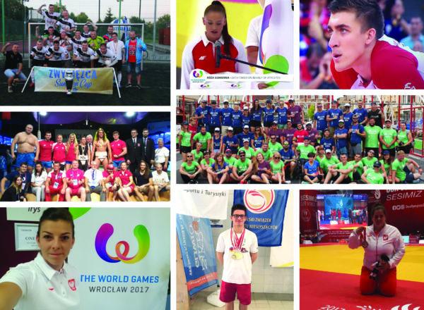 Rok pod znakiem igrzysk