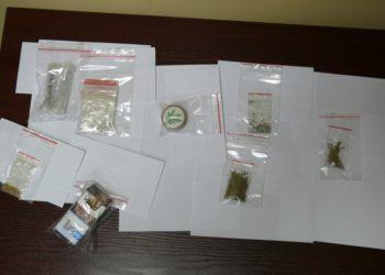 Zatrzymani za handel narkotykami