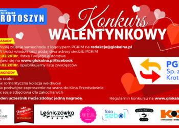 Weź udział w KONKURSIE WALENTYNKOWYM!