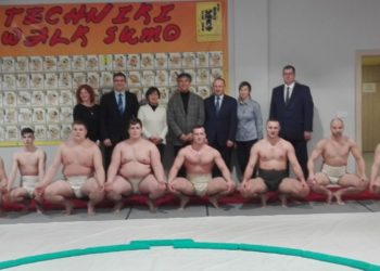 Wizyta ambasadora Japonii