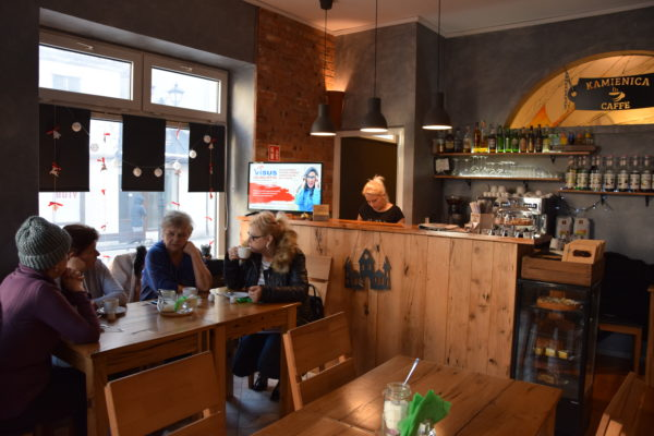 Kamienica Caffe