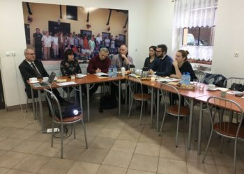 Wizyta kaliskich samorządowców