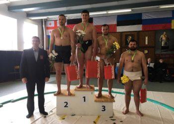 Trzy medale w Estonii