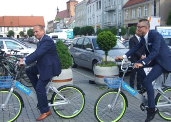 50 rowerów do dyspozycji mieszkańców