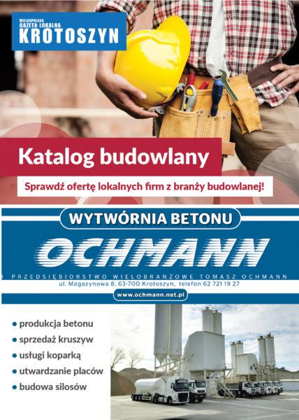 Katalog budowlany MAJ 2017