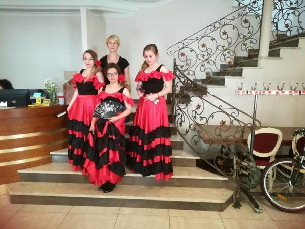 """Zdunowskie """"Hiszpanki"""" czwarte w kraju!"""
