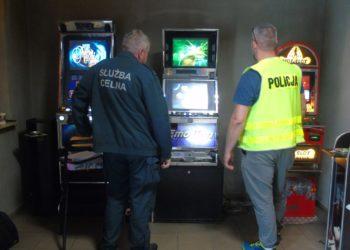 Zlikwidowano nielegalne punkty gier hazardowych