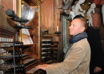 Lato organowe w krotoszyńskiej Farze
