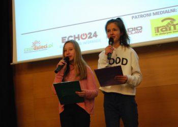 9-letnia Nadia poprowadzi wykład