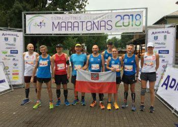 Maraton przyjaźni na Litwie i Białorusi