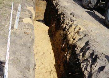 Remont kanalizacji we Wrotkowie