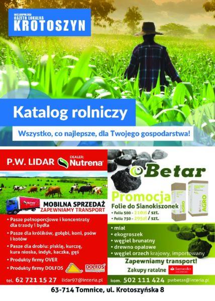 Katalog rolniczy MARZEC 2017