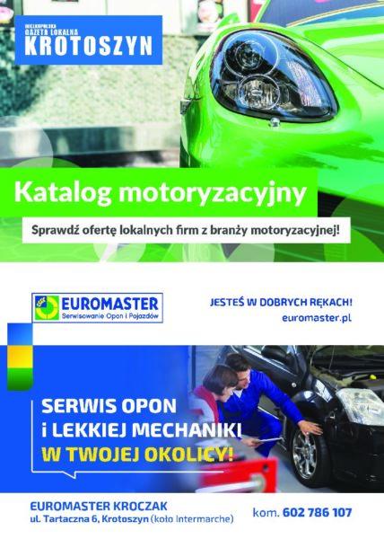 Katalog motoryzacyjny WRZESIEŃ 2017