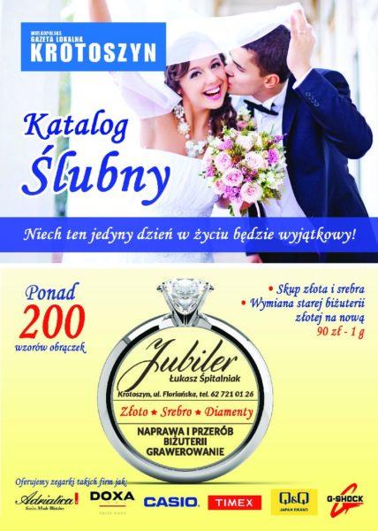 Katalog ślubny MARZEC 2017