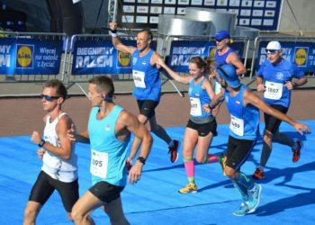 Maratony w Poznaniu i Krakowie