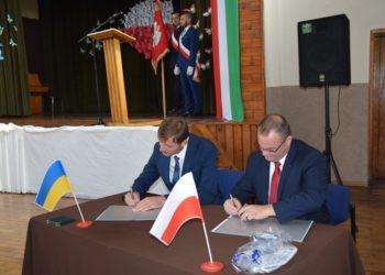 Wizyta delegacji z Węgier i Ukrainy