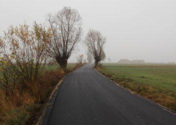 Przebudowa drogi Kaniew-Skałów