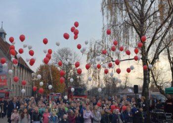 Święto Niepodległości w Kobylinie