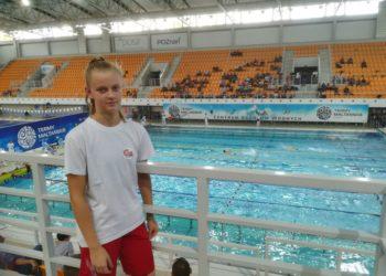 Julia Bielawna blisko medalu